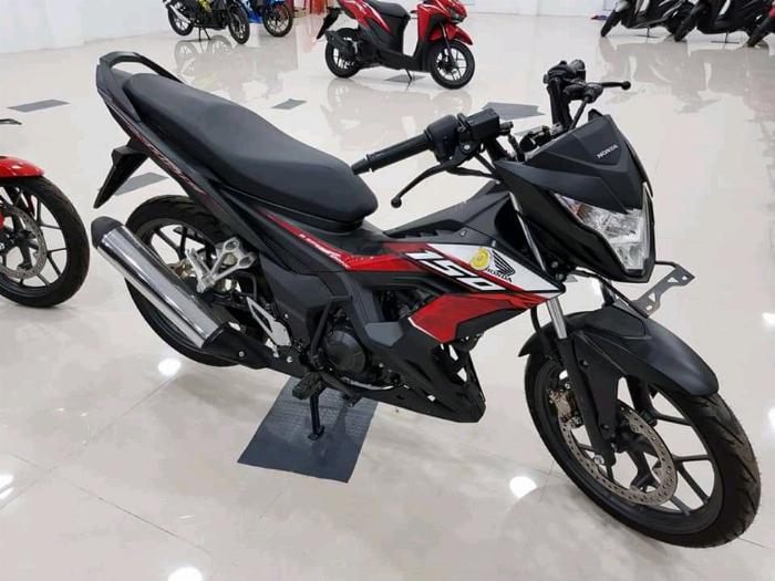 Sonic 150R màu đen 2019 2