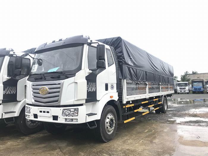Bán nhanh xe tải 8 tấn thùng dài - Model 2019, trả trước 300 nhận xe 6