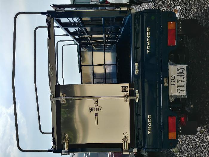 Xe tải TOWNER 990kg - Hỗ trợ trả trước chỉ 60tr 3