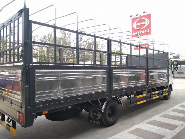 Bán xe 6 tấn thùng dài 7.2m. Đời 2019