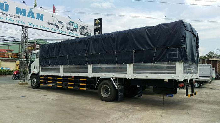 Bán nhanh xe tải 8 tấn thùng dài - Model 2019, trả trước 300 nhận xe 2