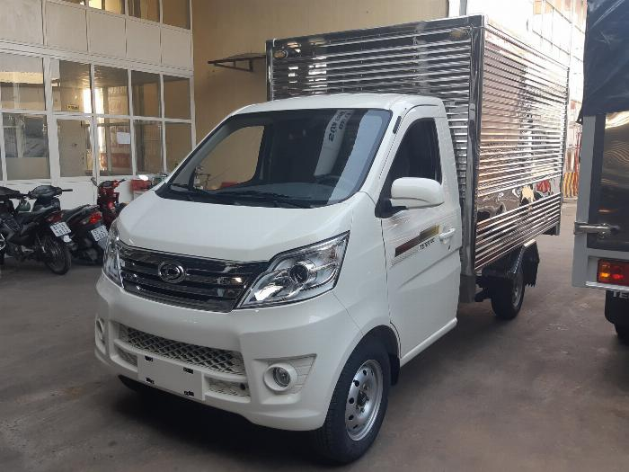 Bán xe tải Tera100 thùng kín tải trọng 990kg l Động cơ Mitsubishi l xe đẹp-hiện đại-thùng dài 2m8 l