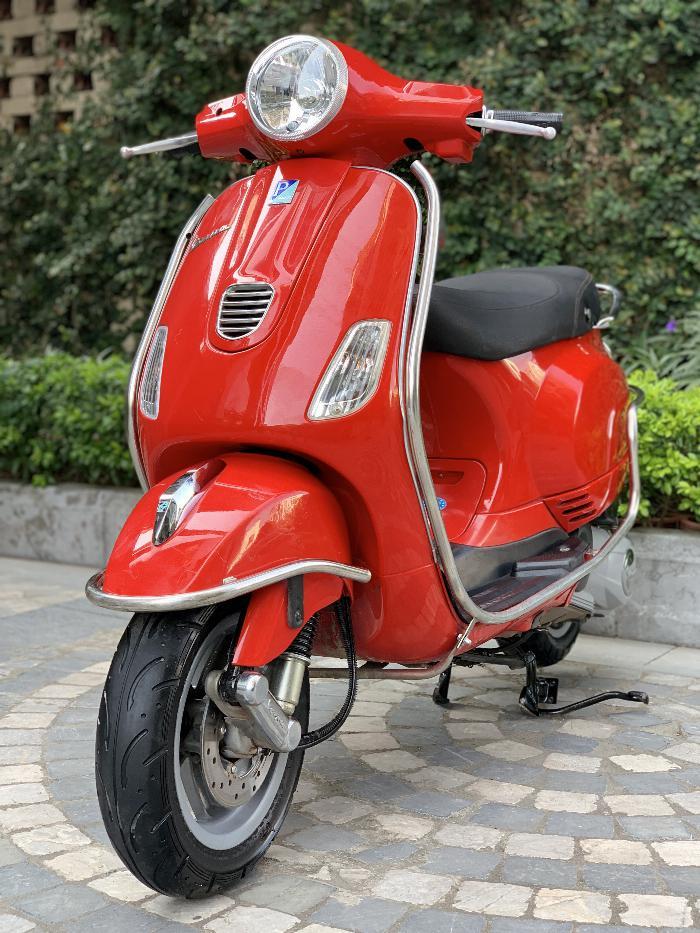Cần bán LX3Vie 2014 màu Đỏ thời trang cực Chất 2