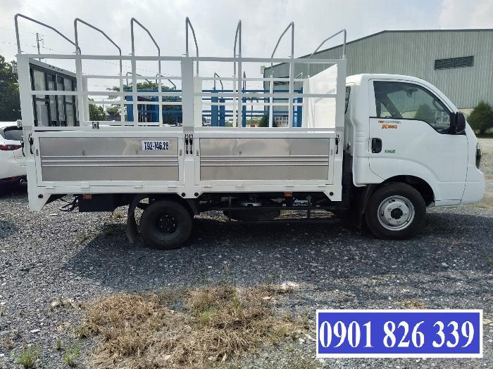 Xe Tải Thaco New Frontier K250-MB3 tải trọng 2490kg , Hỗ Trợ Trả Góp 70% - 80 % 2