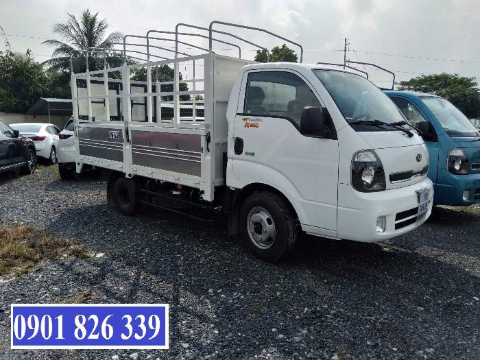 Xe Tải Thaco New Frontier K250-MB3 tải trọng 2490kg , Hỗ Trợ Trả Góp 70% - 80 % 5