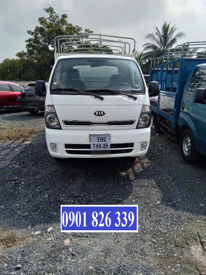 Xe Tải Thaco New Frontier K250-MB3 tải trọng 2490kg , Hỗ Trợ Trả Góp 70% - 80 % 6