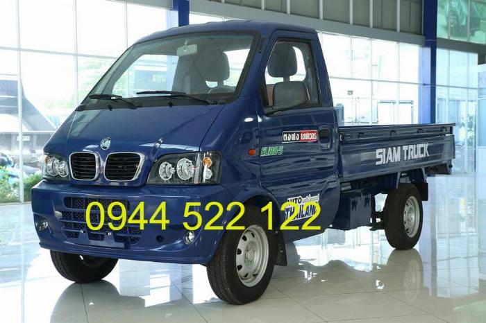 Xe tải Thái Lan SIAMTRUCK giá rẻ Tây Ninh 2