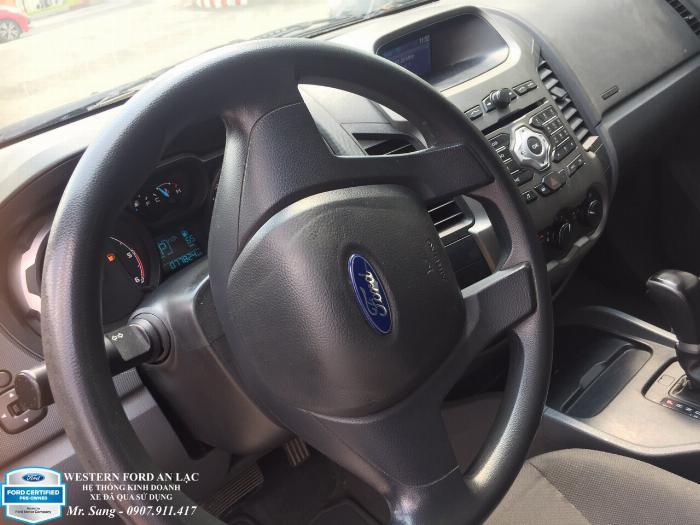Ranger XLS 2014, số tự động, xanh thiên thanh, xe hãng
