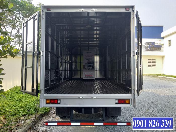 Xe Tải Thaco MITSUBISHI FUSO CANTER 6.5 E4 (tải trọng 3.4 tấn), Có hỗ trợ trả góp 5