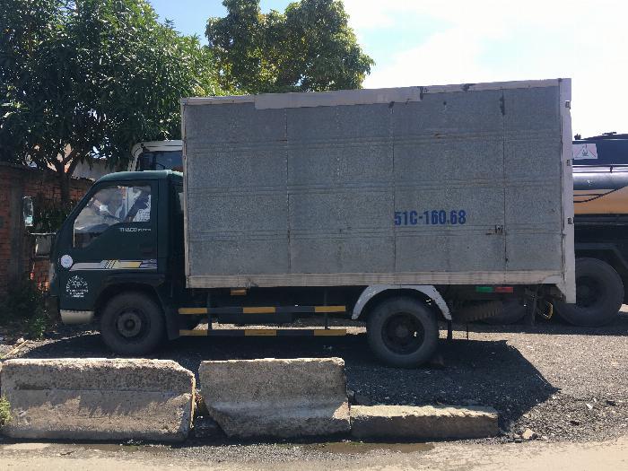 Cần bán xe tải 1,6 tấn 3 người ngồi giá chỉ 89 triệu