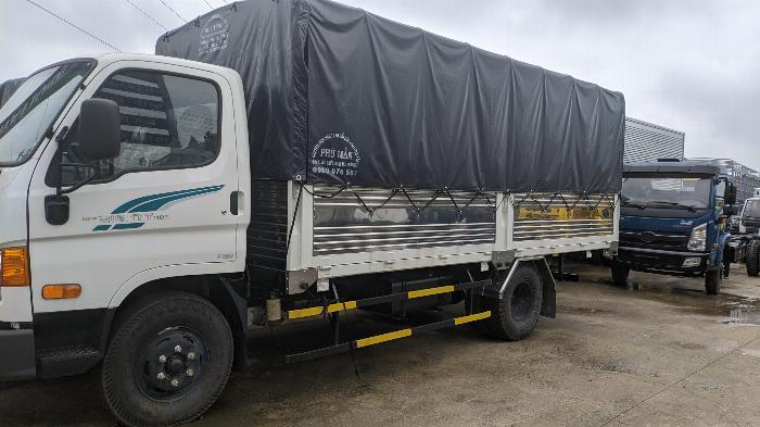 Xe tải thùng N250SL 2.4 tấn 0