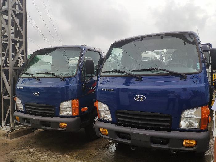 Xe tải thùng N250SL 2.4 tấn 4