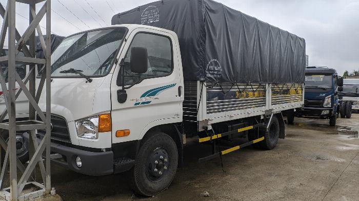 Xe tải thùng N250SL 2.4 tấn 6