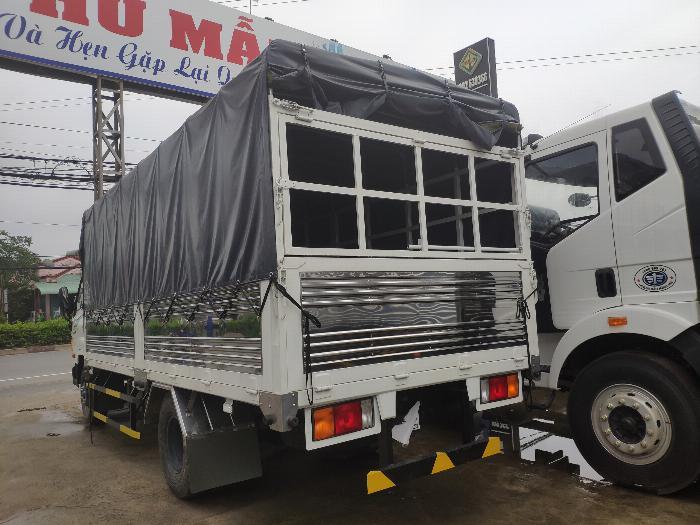 Xe tải thùng N250SL 2.4 tấn 13