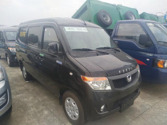 Bán xe bán tải van kenbo vào thành phố _ bán xe tải trả góp 2