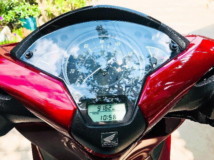 Xe ít đi cần bán SHi 150 ABS đời mới còn 99,9% ,không vết trầy xước 7