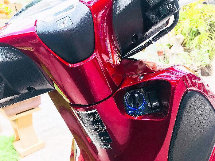 Xe ít đi cần bán SHi 150 ABS đời mới còn 99,9% ,không vết trầy xước 6