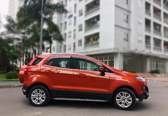 BÁN Ford Ecosport Bản Titanium sx 2018 Đẹp Nhất Việt Nam 2