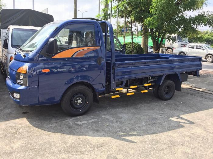 Báo giá xe tải Hyundai H150 thùng lửng - Mua xe tặng định vị GPS + 1 Chỉ vàng SJC 2
