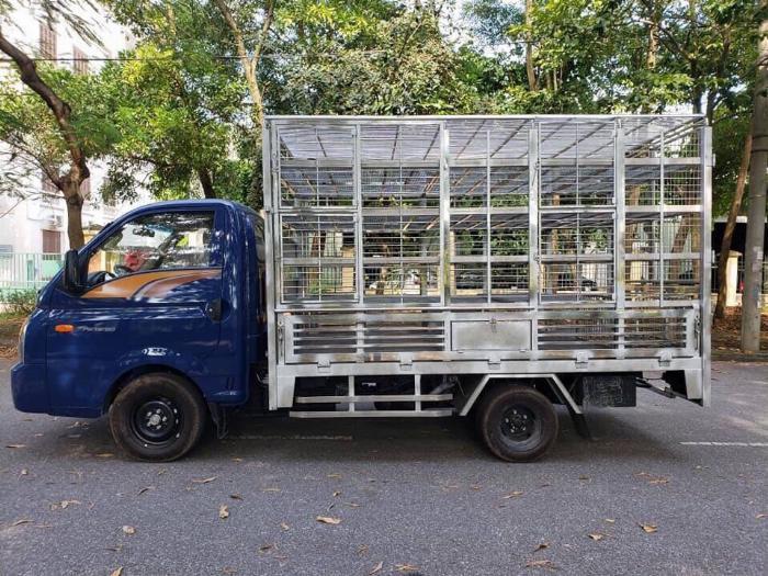 Báo giá xe tải Hyundai H150 thùng mui bạt, hỗ trợ trả góp 80% LS thấp 3