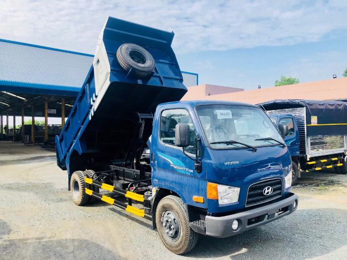 Bán xe tải Hyundai Mighty 7 tấn đủ thùng hàng, có sẵn xe, giao ngay 2