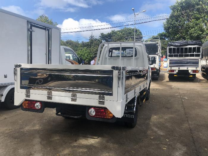 Báo giá xe tải Hyundai H150 thùng lửng - Mua xe tặng định vị GPS + 1 Chỉ vàng SJC 1