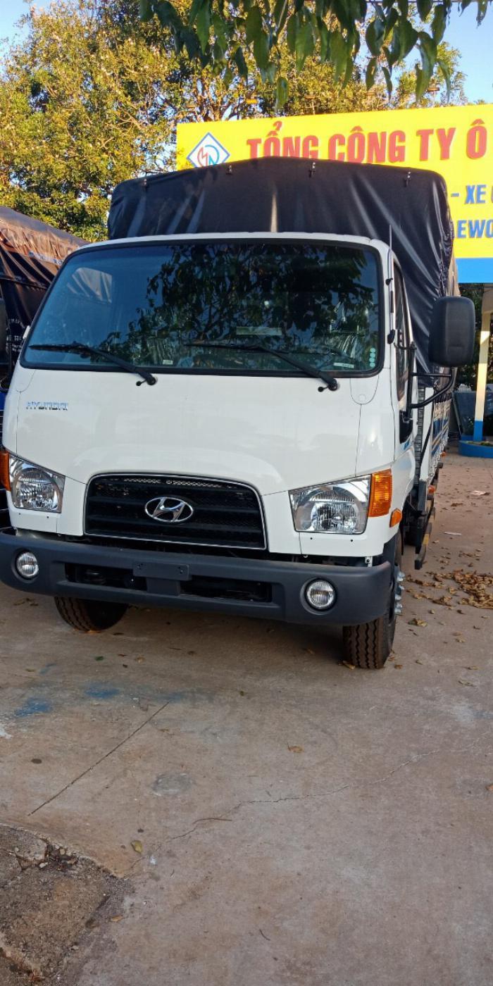 Bán xe tải Hyundai Mighty 7 tấn đủ thùng hàng, có sẵn xe, giao ngay 6