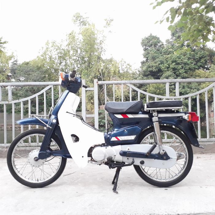 Honda Cub 82 50cc không đề xe Nhật biển Hà Nội 29