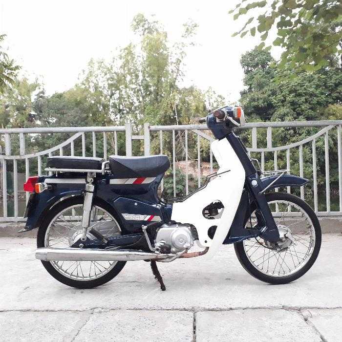 Honda Cub 82 50cc không đề xe Nhật biển Hà Nội 29 2