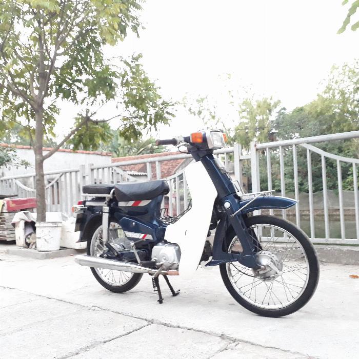 Honda Cub 82 50cc không đề xe Nhật biển Hà Nội 29 3