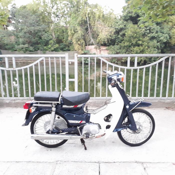 Honda Cub 82 50cc không đề xe Nhật biển Hà Nội 29 4