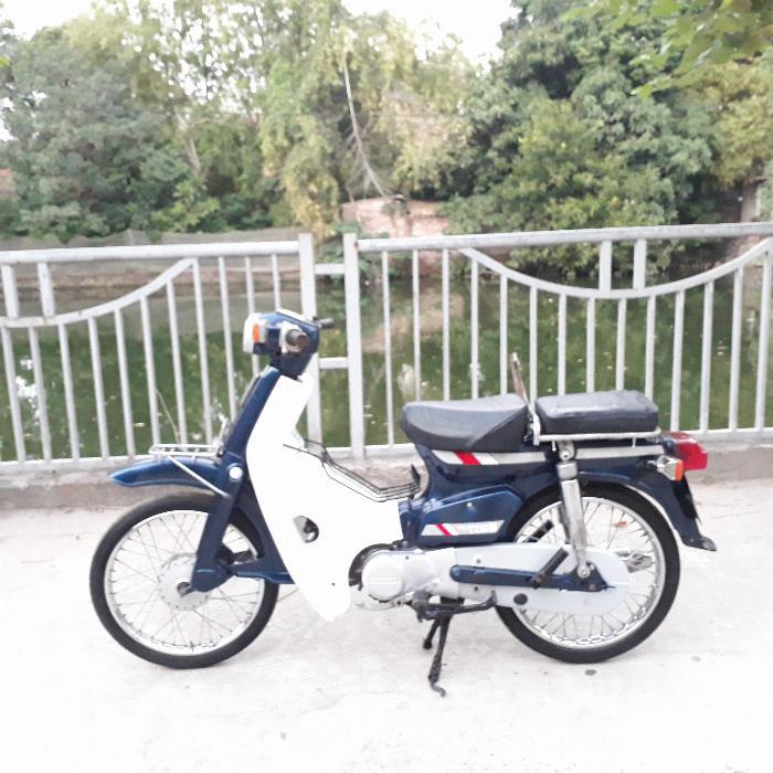 Honda Cub 82 50cc không đề xe Nhật biển Hà Nội 29 5