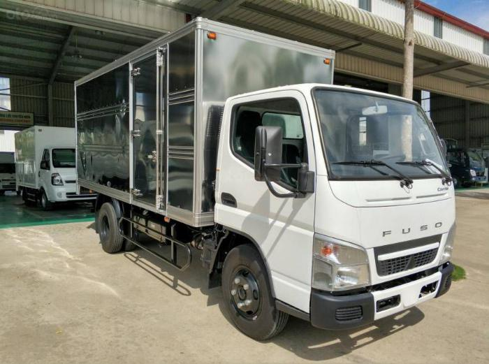 Xe tải Fuso Canter 6.5 Tảo trọng 3,5 tấn thùng 4,4m giá rẻ tại Bình Dương 4
