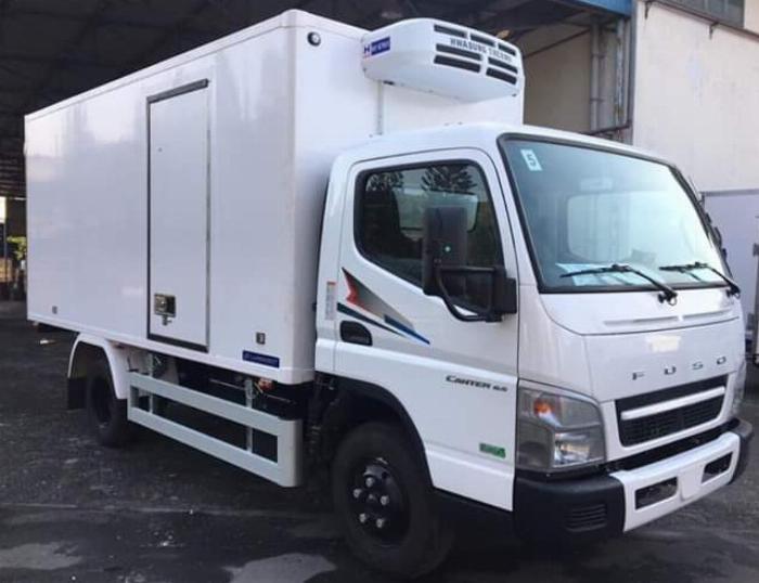 Xe tải Fuso Canter 6.5 Tảo trọng 3,5 tấn thùng 4,4m giá rẻ tại Bình Dương 7