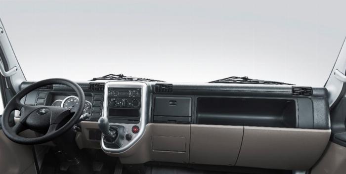 Xe tải Fuso Canter 6.5 Tảo trọng 3,5 tấn thùng 4,4m giá rẻ tại Bình Dương 8