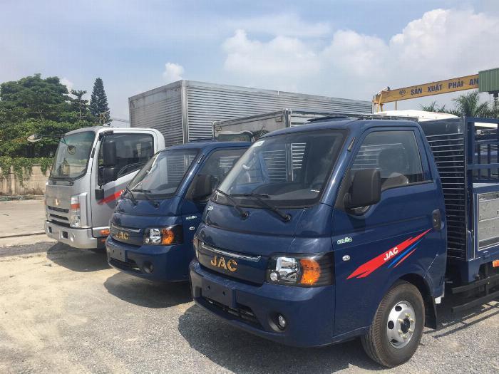 Cần bán xe tải JAC X series tải 1 tấn máy dầu 2019, giá tốt