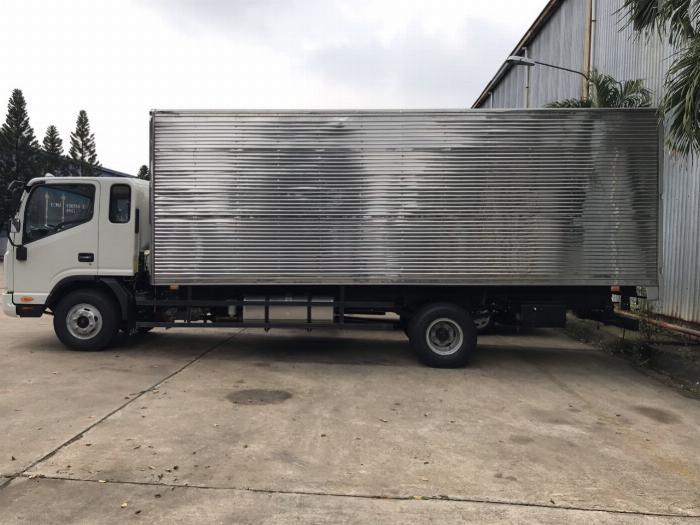 Bán xe tải JAC N650 và N650Plus tải 6.5T thùng dài 5.3m và 6.2m, giá tốt