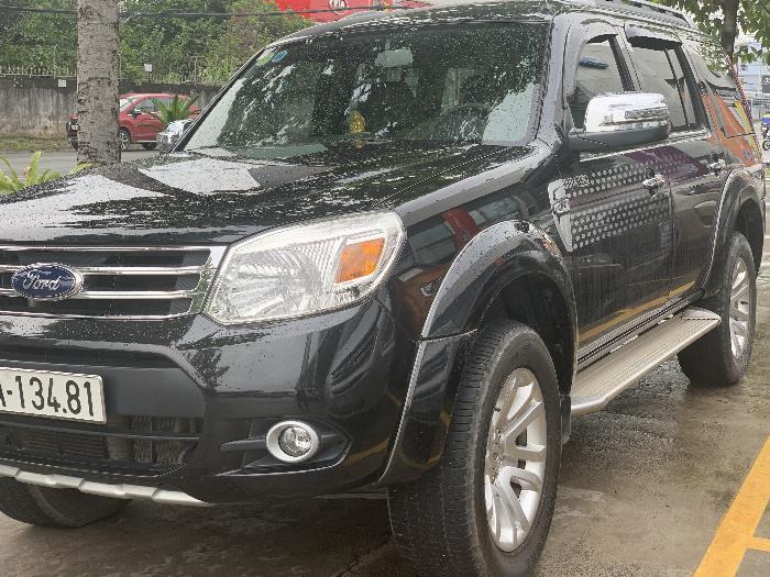 Ford Everest Limited số tự động máy dầu 3