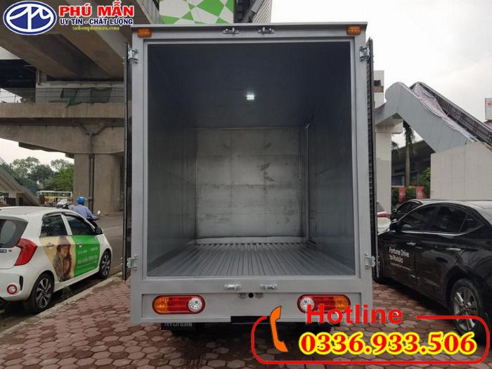 Xe Hyundai 1.5 tấn thùng kín