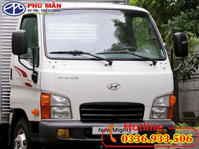 Xe Hyundai 2.5 tấn thùng kín