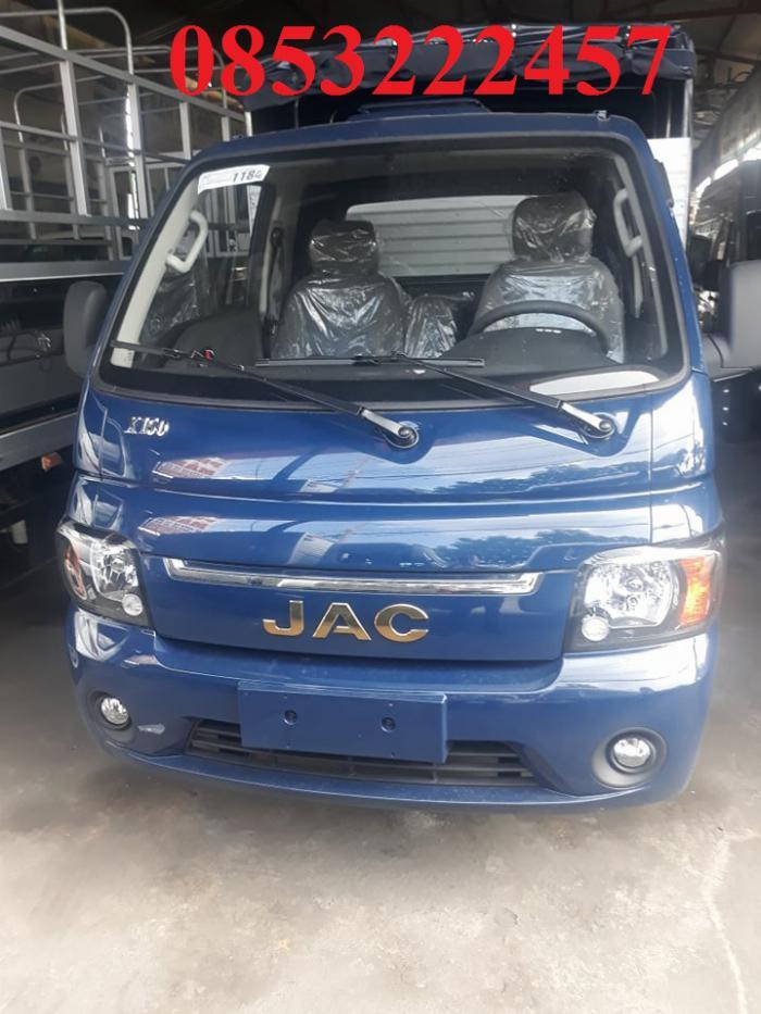 bán xe tải JAC x150 đọng cơ isuzu 1.8L