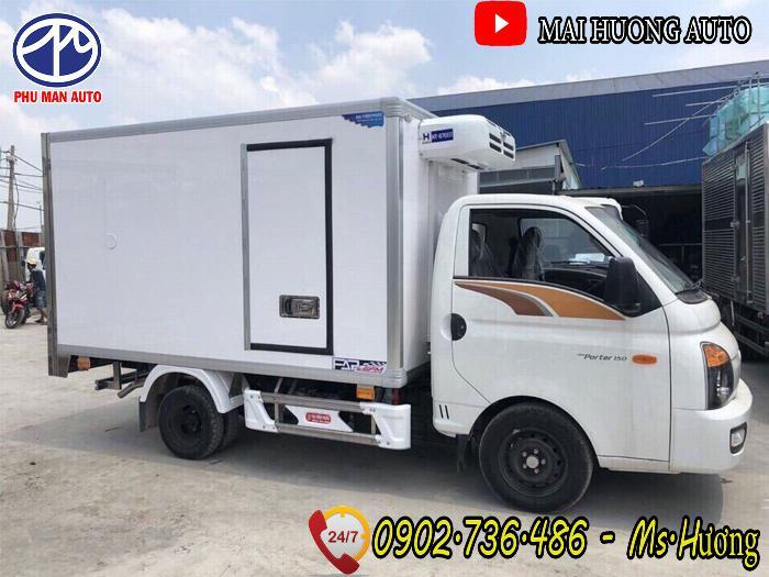 Huyndai 1.4 tấn H150- thùng bạt, 2019