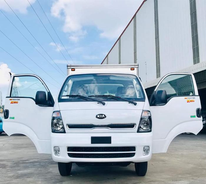 Bán xe K250 Thùng kín 2,5 tấn new 2019