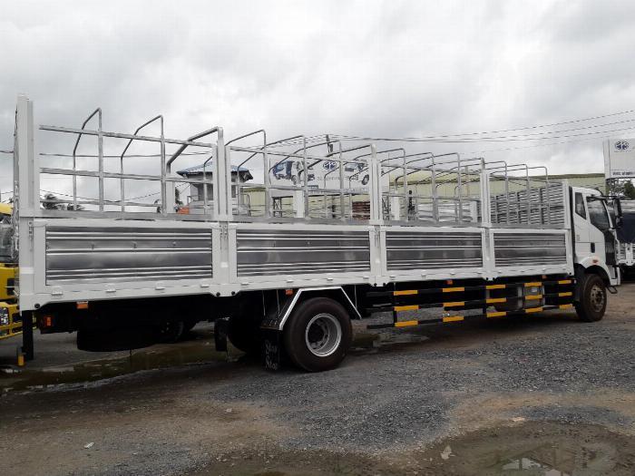 xe tải thùng 8 tấn thùng dài 9m7 xe tải Faw 5
