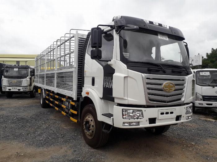 xe tải thùng 8 tấn thùng dài 9m7 xe tải Faw 6
