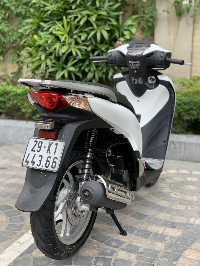Cần bán SH Việt 125 Full nhập 2015 biển Vip