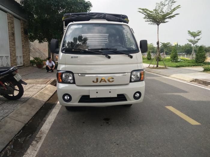 JAC x150 thùng bạt - dài 3m2 - động cơ 1.8l 3