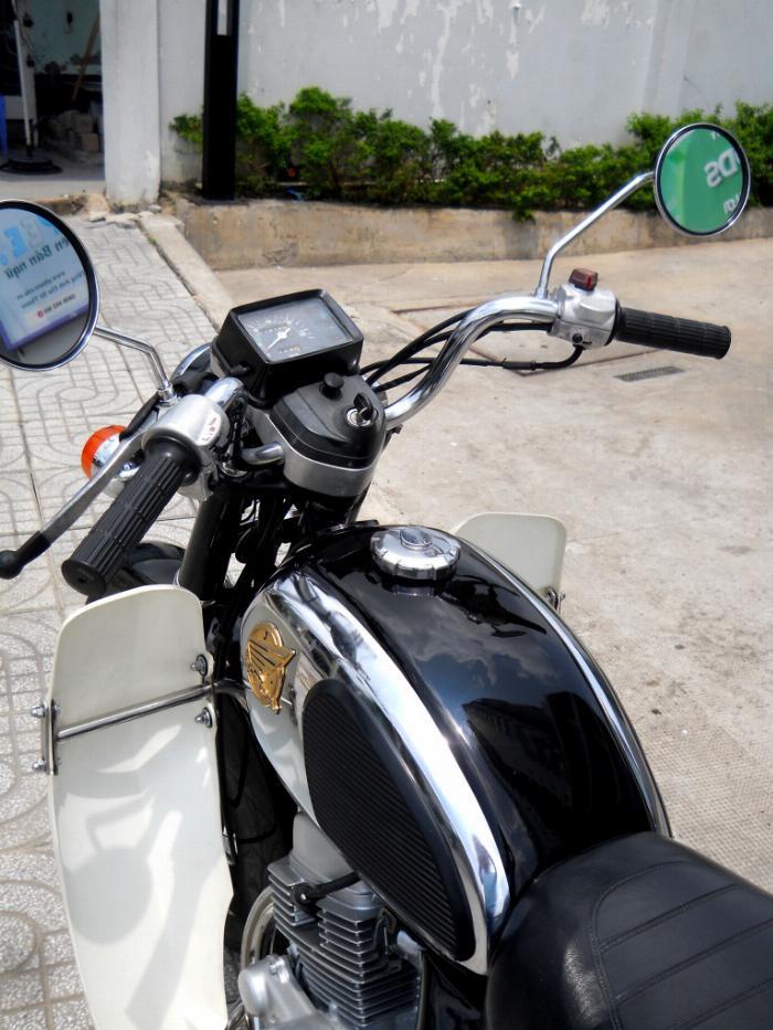 Bán Xe Honda CD125 Benly Đăng ký JC06 – 10XXX 1992 Giá 79,5tr 5