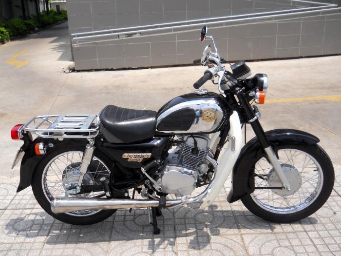 Bán Xe Honda CD125 Benly Đăng ký JC06 – 10XXX 1992 Giá 79,5tr 7