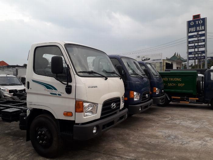 xe tải 6 tấn 9 HYUNDAI thùng dài 4 mét 8 giá hấp dẫn 1